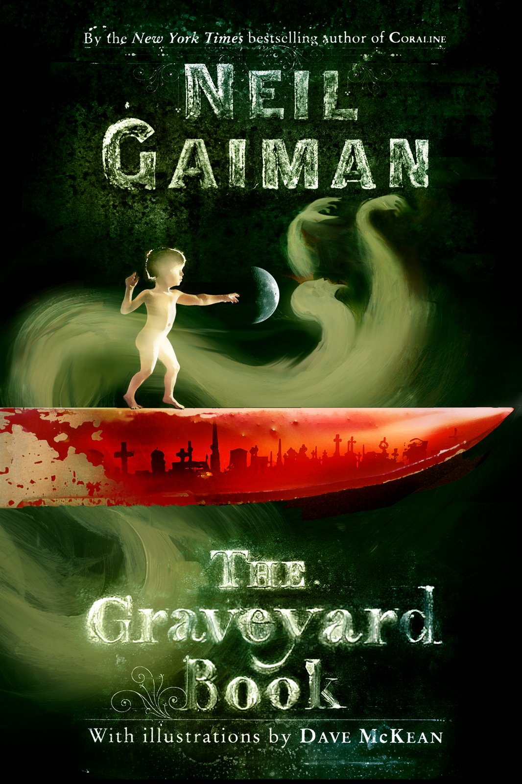 Book Review: The Graveyard Book by Neil Gaiman | The 9th Soul