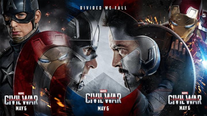 Civil War movie