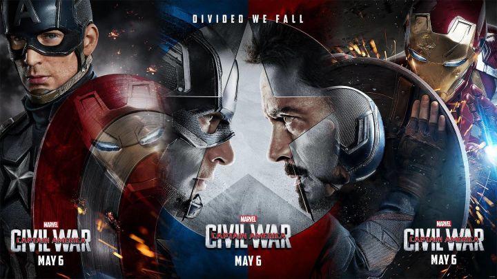 Civil War movie